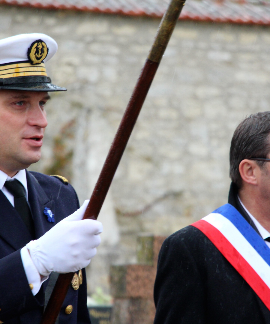 Commémorations du centenaire de l'armistice