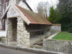 fontenay saint pere le village7