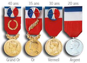 Médaille du travail