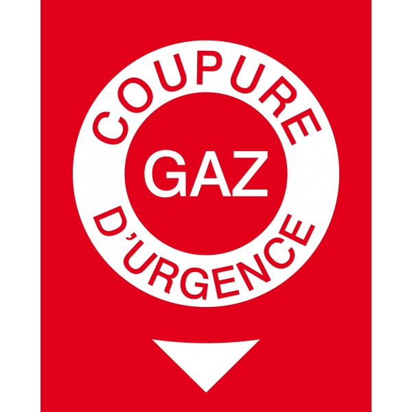 Incident gaz