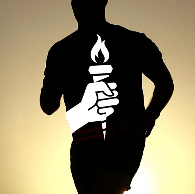 Flamme de la libération